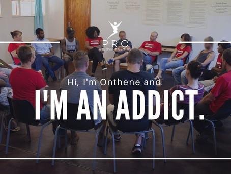 Hi, I'm Onthene, and I'm an addict.