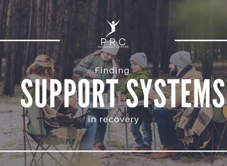 Finding support systems in recovery