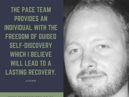PRC Recovery guided me through a process of self-discovery