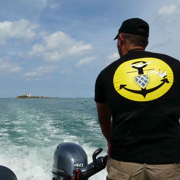 T-shirts Albatros Lines Navigation