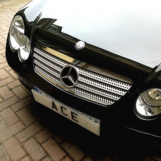 Kompressor and polish, the perfect combination__#mercedes #mercedesbenz #cleancar #thanet #kent #mar