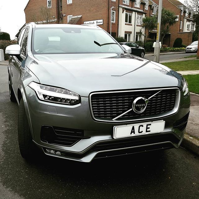 Love the awesome size of this Volvo XC90 D5_Full valet treatment for _papillon_interiors_#margate #t