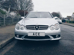 Just a few of the lovely cars to get a full valet from Ace over the Christmas period