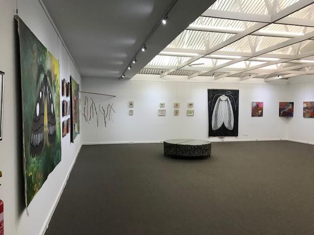 MOTH by Chelsea Hopkins-Allan in Manjumu