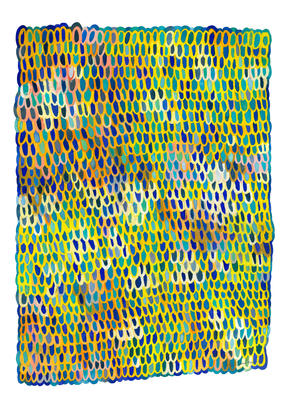 Butterfly Wing-Scales No.51 by Chelsea H