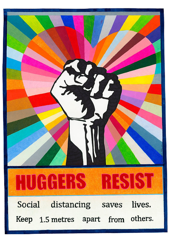 Huggest Resist, Chelsea Hopkins-Allan -
