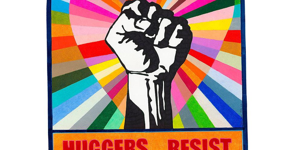 Instagram 'Huggers Resist' Download
