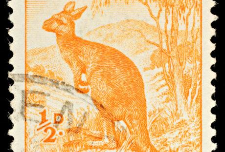 Postage Cover AU$2000 INTERNATIONAL (Outside Australia)