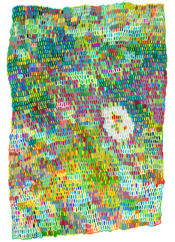 Butterfly Wing-Scales No.35 by Chelsea H