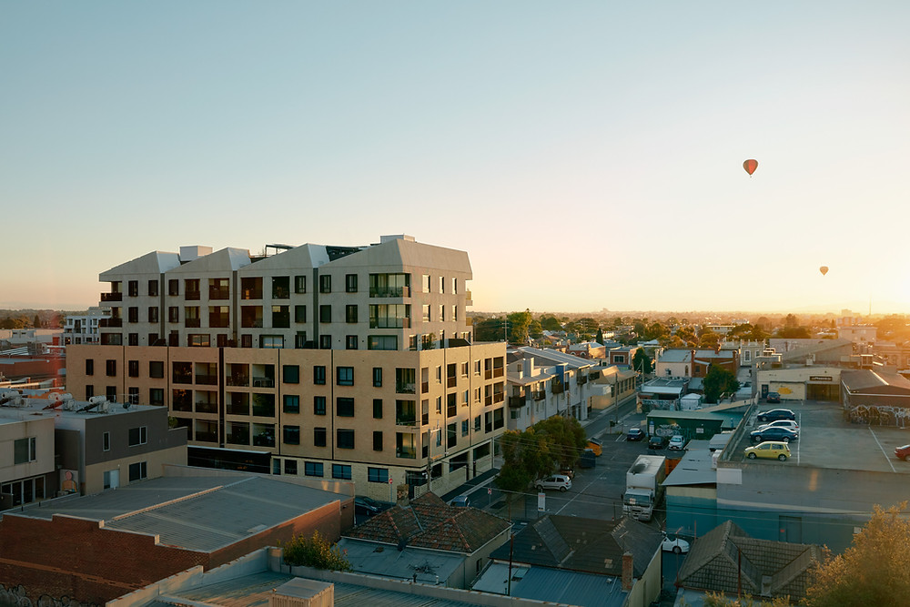 Project: Breese Street, Brunswick by Milieu, architecture by Breathe Architecture and DKO, photography by Tom Ross