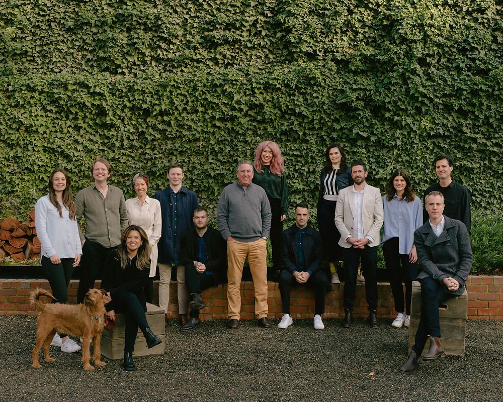 The team at Milieu Property