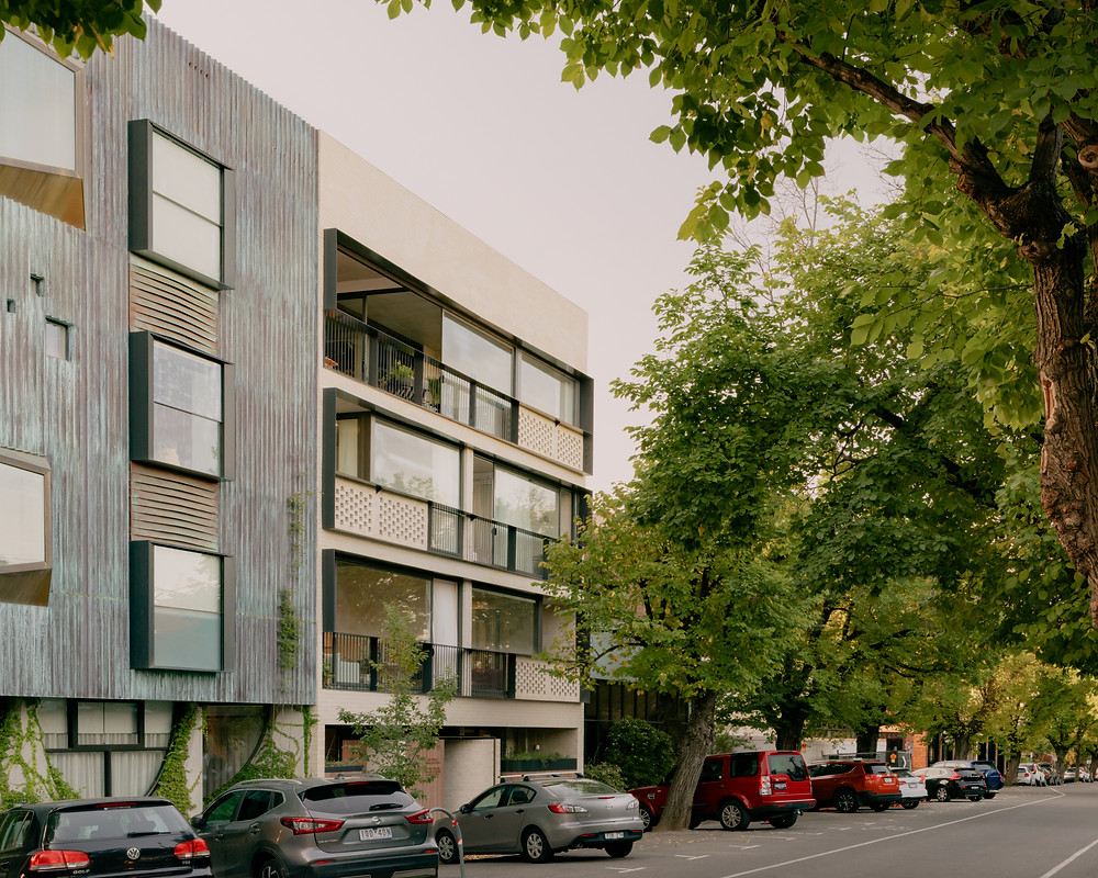 Project: 223 Napier Street, Fitzroy, architecture by Freadman White, photography by Gavin Green