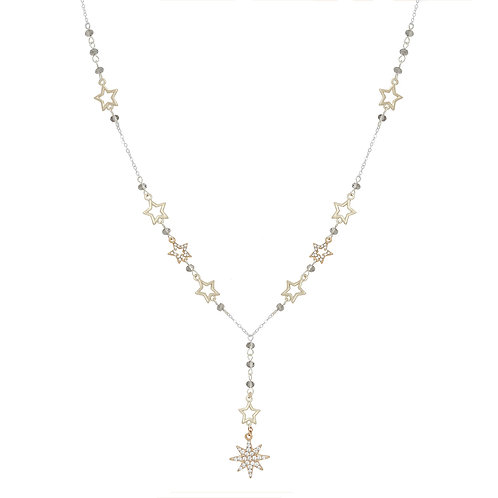 Kate Thornton Celestial Star Necklace