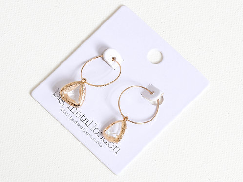 Charlote Sparkle Gem Earrings