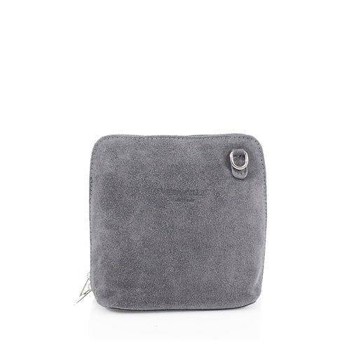 Sophia Small Suede Bag