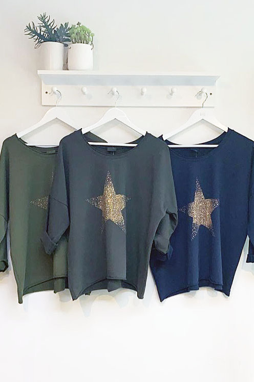 Crystal Star Sweatshirt