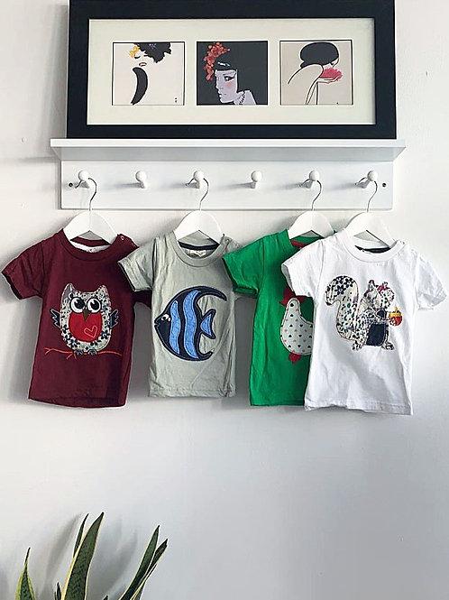 Mini Boden T Shirt (Seconds)