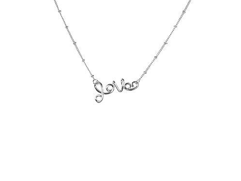 Melania Love Necklace