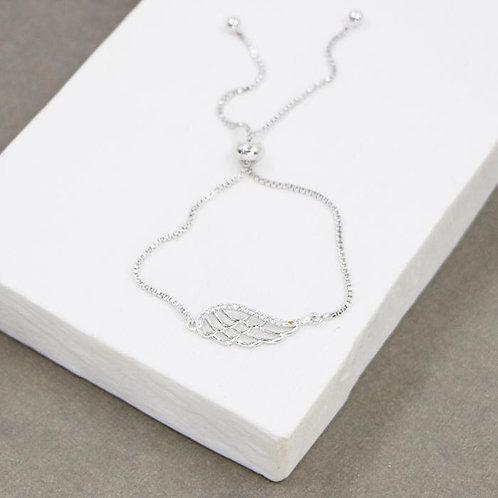 Angel Wing Friendship Bracelet
