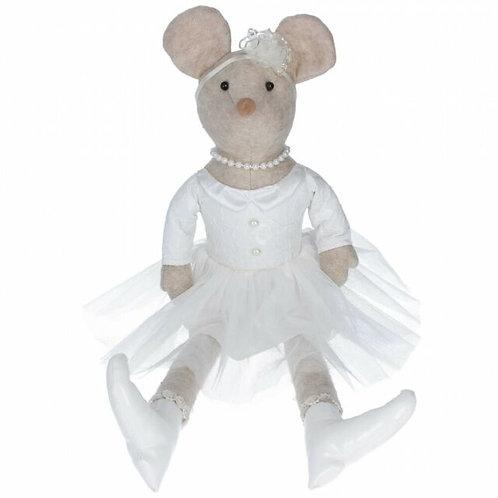 Gisela Graham Princess Mouse