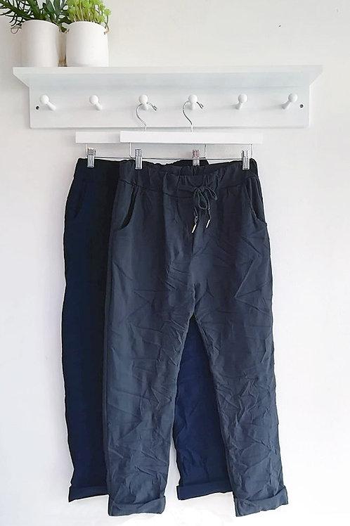 Carmen Magic Plain Trousers