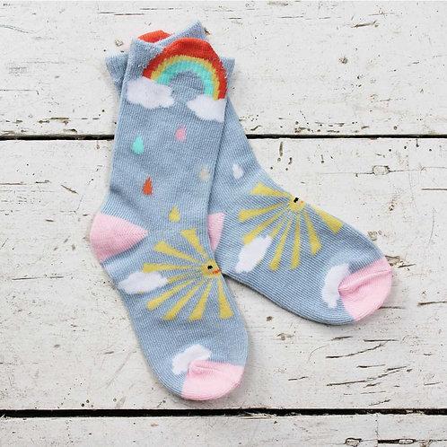 Powell Craft Sunshine Socks