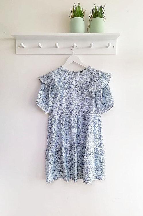 Maria Frill Dress