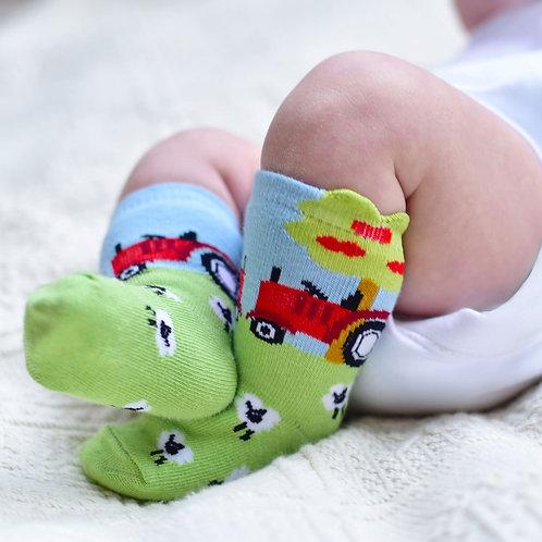 Powell Craft Farmyard Socks