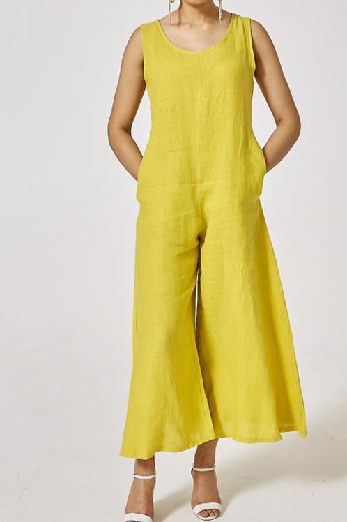 Concetta Linen Jumpsuit