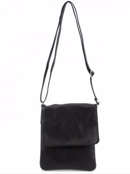 Benita Small Leather Crossbody Bag
