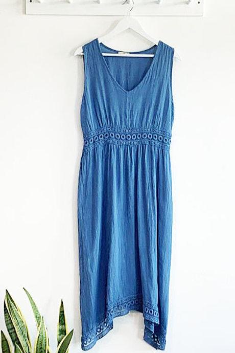 Fifi Cotton Sun Dress