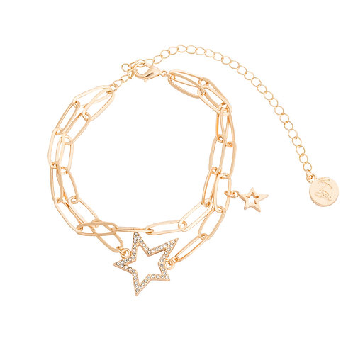 Kate Thornton Starry Night Bracelet