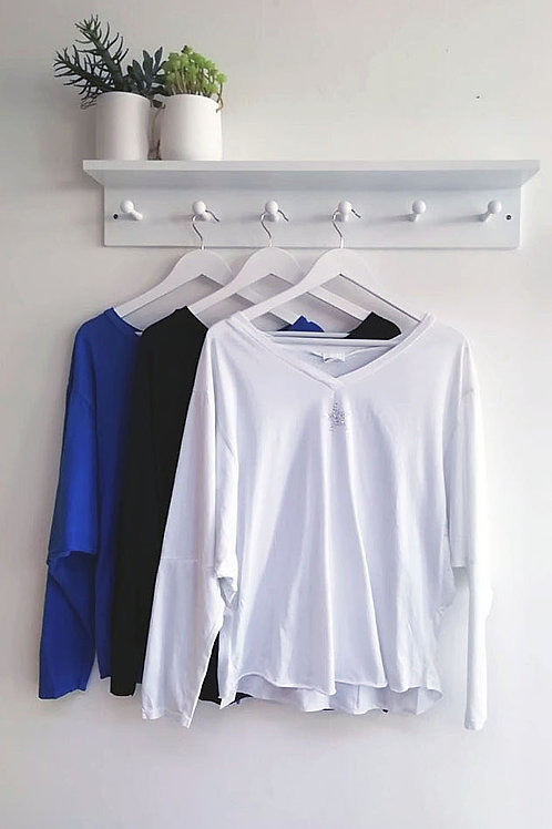 Colette Batwing Top