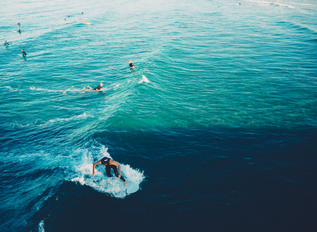 Tips for catching the perfect wave
