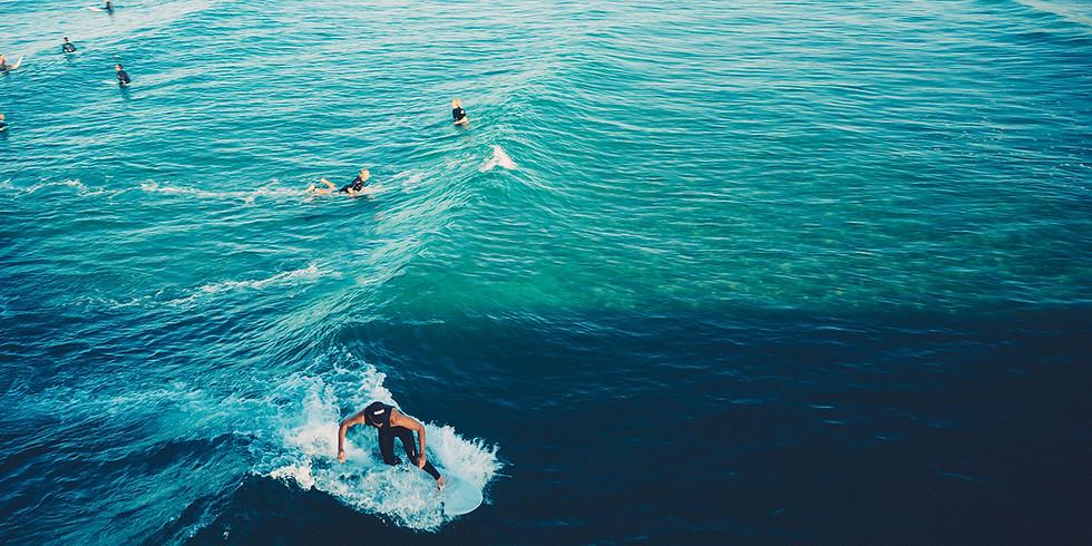 MEN's STUFF - Morning Surf 6th DECEMBER 2020