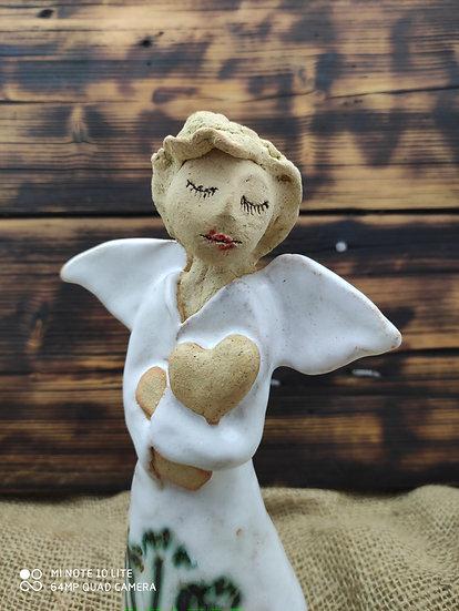 Anioł stojący