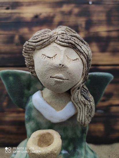 Anioł Lampion