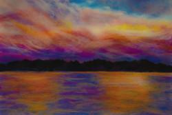 Lake Norman at Sunset