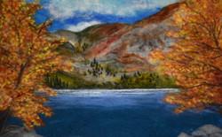 Fall at Convict Lake
