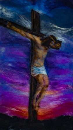 Crucifixion at Dusk