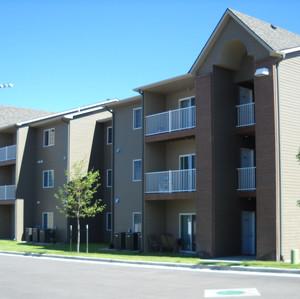 The Cornerstone Apartments