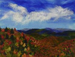 Fall Hike at Art Loeb Trail