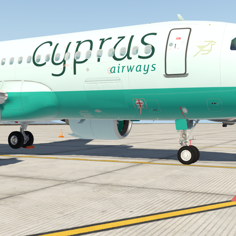 Cyprus Airways connects Larnaca (Cyprus) airport to Rhodes as of Summer 2019!