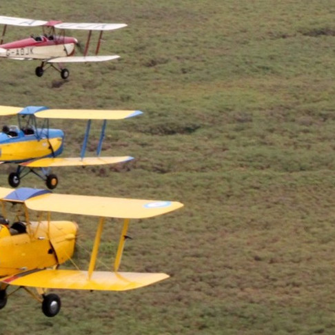 First airplane race rally, taking place @ Maritsa Airport, in Rhodes!