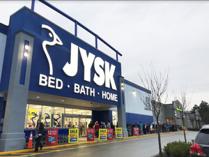 New Jysk Shope in Rhodes, Greece, Opening 1st of November 2018!