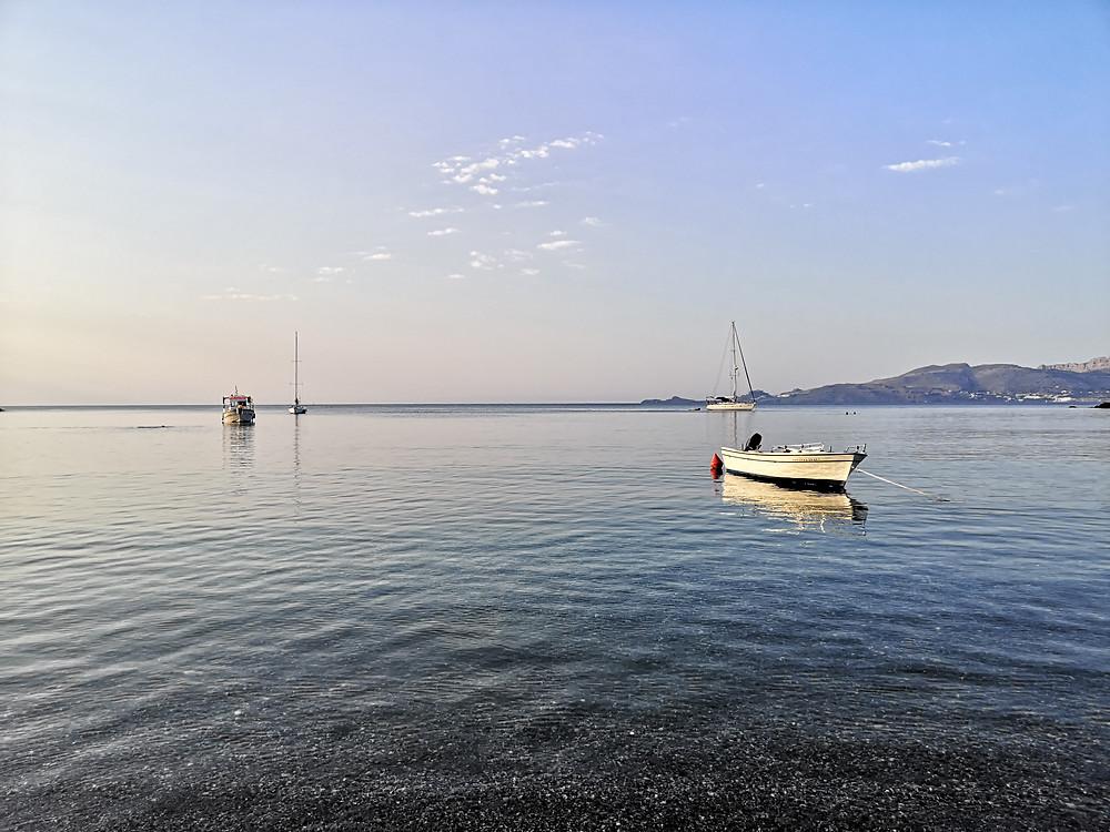 Haraki Fish Village, Rhodes, Greece
