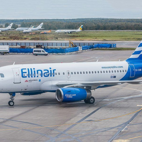Ellinair to connect Rhodes Island with Athens and Thessaloniki, during Winter 2018/2019!