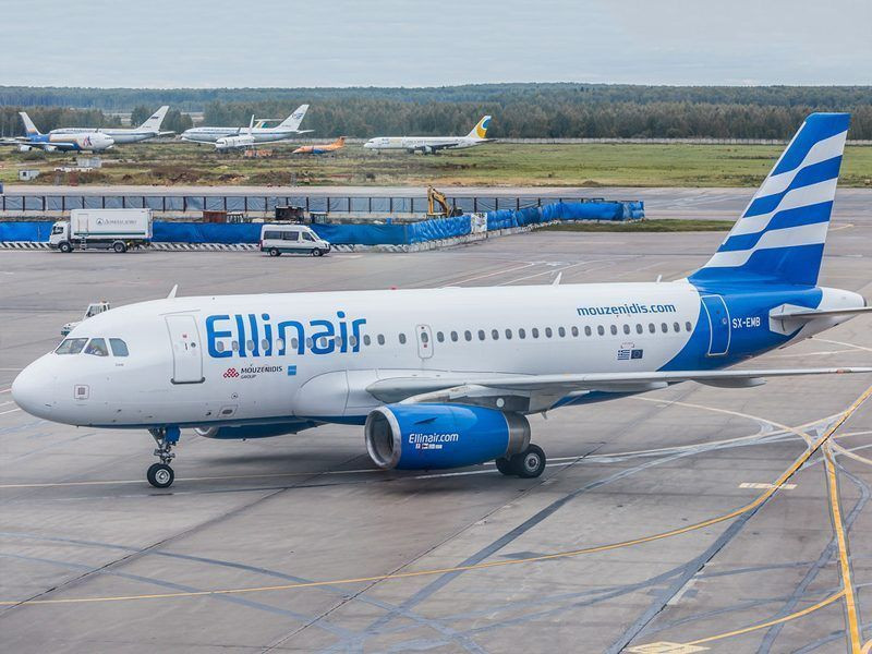 Ellinair to fly from/ to Rhodes-Athens-Thessaloniki Airports during Winter 2018 / 2019!