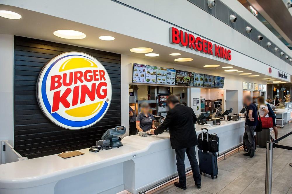 Burger King Rhodes International Airport