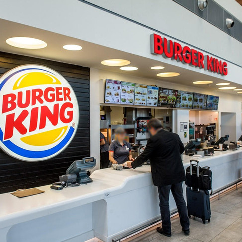 Burger King chooses Rhodes International Airport to enter Greek Market for first time!